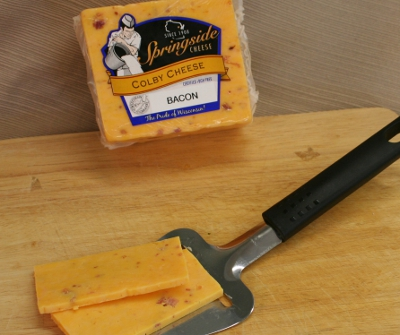 Colby cheese from Springside Cheese Corp - traditional and